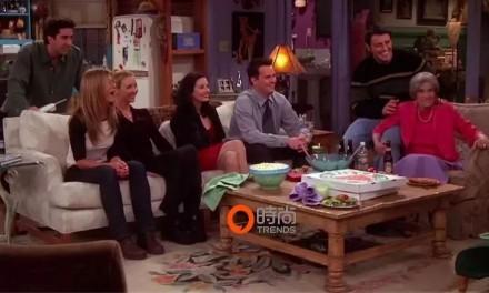 老友记24年,除了朋友的陪伴,我还想要Monica的家!