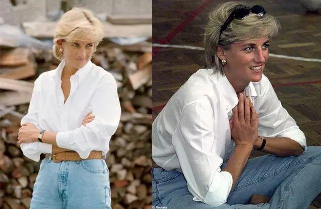 80岁的她设计的礼服让明星们美翻天,可是她却独爱白衬衫!
