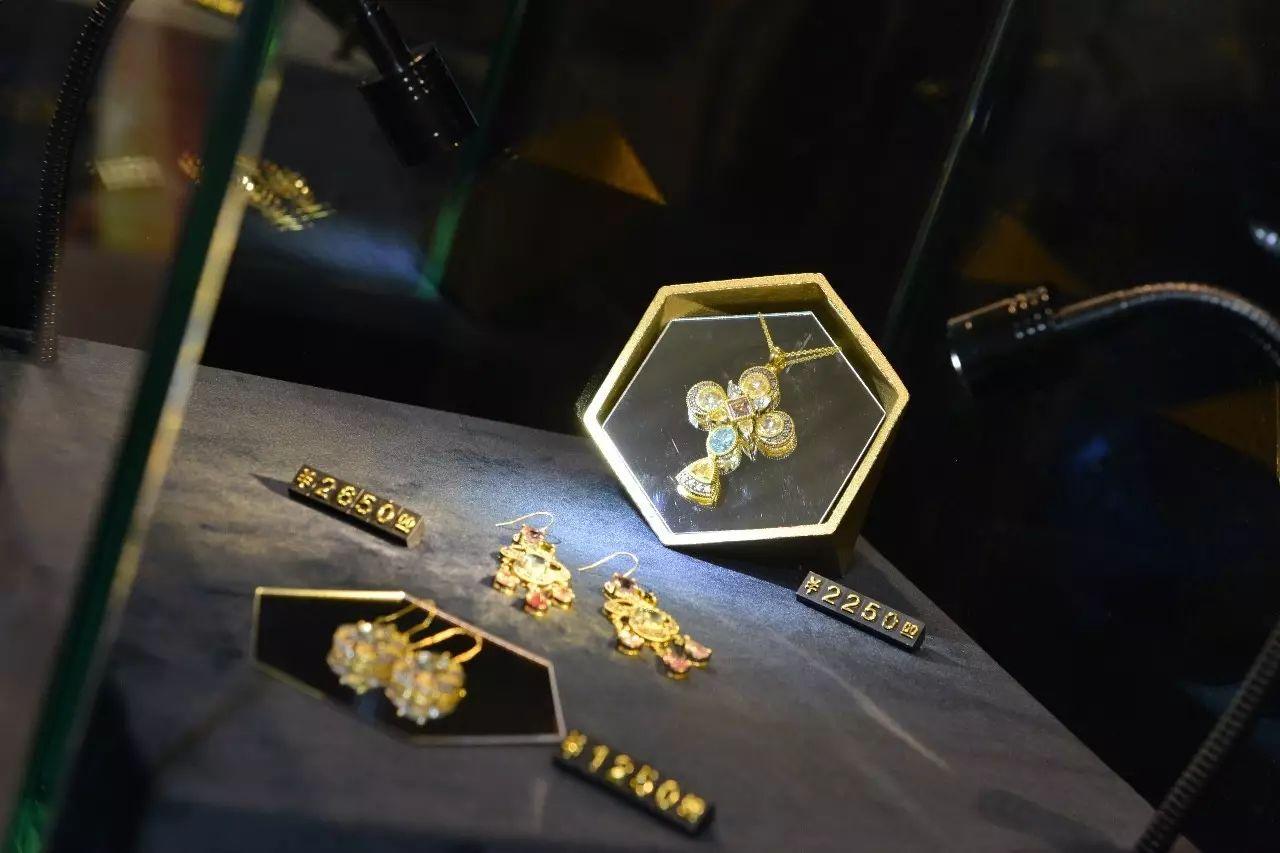 穿越古老的文明,向拜占庭艺术致敬 Gradient首饰特展与美学沙龙