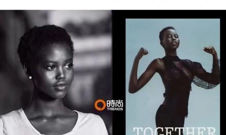从贫民窟到Chanel高定压轴,这个19岁姑娘,必会成为另一个黑人传奇超模