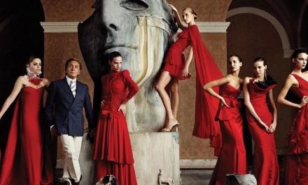 这个意大利仙裙制造师说,他最爱的是中国风!
